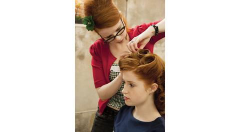 We take a look at hairdressing and hairstyling careers and course ideas to ...